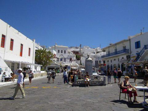 mykonos place centrale