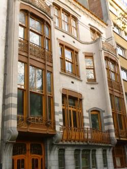 Hôtel Solvay - 1895