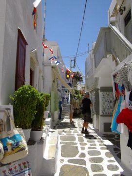 rue de mykonos