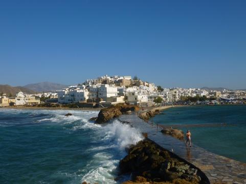 Chôra - Naxos