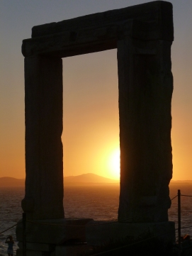 Porte d'Apollon - Naxos