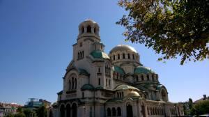 8ème et dernier jour: mon amie est repartie chez elle à Varna. Je profite de mes derniers moments à Sofia pour faire un Free tour de la ville. à 15h me voilà à l'aéroport prête à quitter le soleil et la chaleur bulgare.