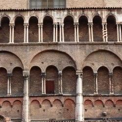 Ferrare- entre Moyen-âge et Renaissance